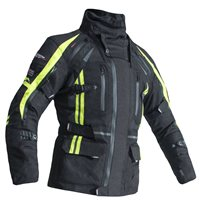 RST Pro Series Paragon V CE Jacket 2416 (Black|Flo Yellow)