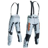 RST Pro Series Paragon V CE Trousers 2418 (Silver|Orange) Short Leg