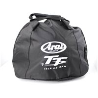 Arai Helmet Bag Fleece Lined Limited Edition IOM TT Logo