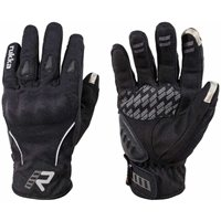 Rukka Forsair Motorcycle Glove (Black)