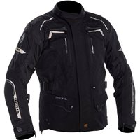 Infinity 2 Textile Motorcycle Jacket (Black) by Richa