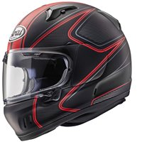 Arai Renegade-V DIABLO Motorcycle Helmet (Red)