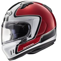 Arai Renegade-V OUTLINE Motorcycle Helmet (Red)