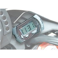 BikeTek Digital LCD Clock