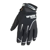 Wulfsport Kids Stratos Moto-X Gloves (Black)