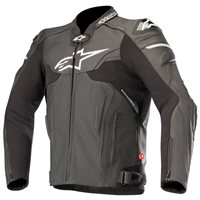 Alpinestars CELER v2 Leather Motorcycle Jacket (Black)