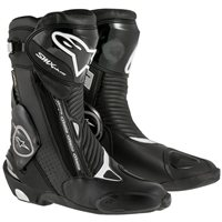 Alpinestars SMX Plus Gore-Tex Motorcycle Boots (Black)