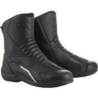 Alpinestars Ridge v2 Drystar Motorcycle Boots (Black)