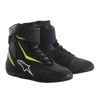 Alpinestars Fastback-2 Drystar Motorcycle Shoes (Fluo Yellow)