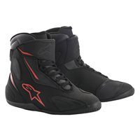 Alpinestars Fastback-2 Drystar Motorcycle Shoes (Red)