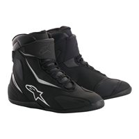 Alpinestars Fastback-2 Drystar Motorcycle Shoes (White)