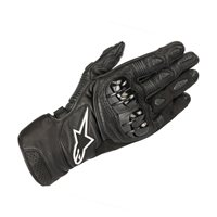 Alpinestars SP-2 v2 Motorcycle Gloves (Black)
