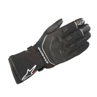 Alpinestars Andes Touring Outdry Motorcycle Gloves (Black)