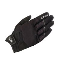 Alpinestars Atom Motorcycle Gloves (Black)