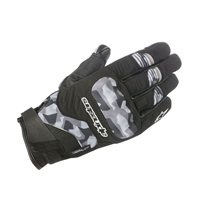 Alpinestars C-30 Drystar Motorcycle Gloves (Camo)