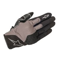 Alpinestars Kinetic Motorcycle Gloves (Black)
