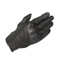 Alpinestars Mustang v2 Motorcycle Gloves (Black)