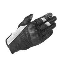 Alpinestars Mustang v2 Motorcycle Gloves (Black/White)