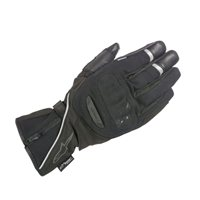 Alpinestars Primer Drystar Motorcycle Gloves (Black)