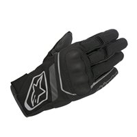 Alpinestars Syncro Drystar Motorcycle Gloves (Black)
