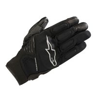 Alpinestars Stella Faster Motorcycle Gloves (Black)