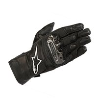 Alpinestars Stella SP-2 v2 Motorcycle Gloves (Black)