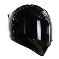 AGV K1 Motorcycle Helmet (Black)