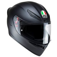 AGV K1 Motorcycle Helmet (Matt Black)