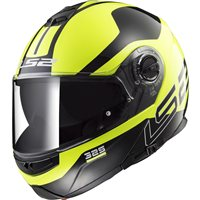 LS2 FF325 Strobe Zone (Hi-Vis Yellow/Black)