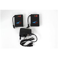 Gerbing 1.2 AMP Battery Kit - 2 x 12V Battery & Charger