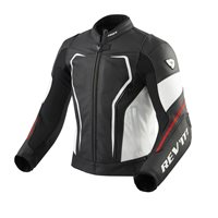 Revit Motorcycle Jacket Vertex GT (Black|Red)