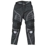 Wulfsport Alpina Kids Armoured Motorcycle Trousers -Black