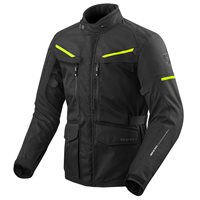 Revit Jacket Safari 3 (Black|Neon Yellow)