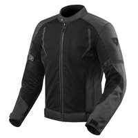 Revit Motorcycle Jacket Torque (Black)