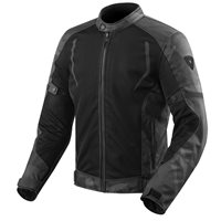 Revit Motorcycle Jacket Torque (Black|Grey)