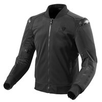 Revit Motorcycle Jacket Traction (Black)