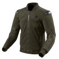 Revit Motorcycle Jacket Traction (Dark Green)