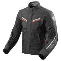 Revit Vapor 2 Jacket (Black|Red)