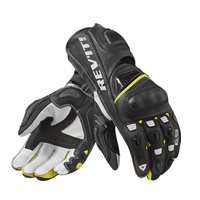 Revit Gloves Jerez 3 (Black-Neon Yellow)