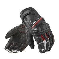 Revit Motorcycle Gloves Chicane (Black|Red)