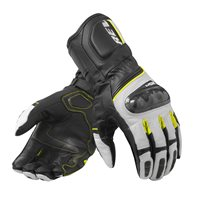 Revit Motorcycle Gloves RSR 3 (Black|Neon Yellow)