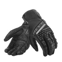Gloves Sand 3 (Black) by Revit