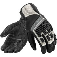 Revit Gloves Sand 3 (Black|Silver)