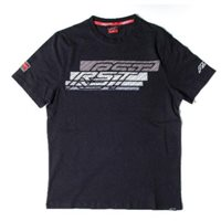 RST T-Shirt Speed Lines II 0158 (Black|White)