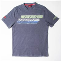 RST T-Shirt Speed Lines II 0158 (Steel|Green)