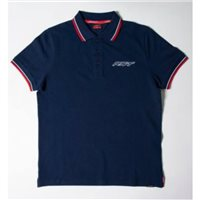RST Cotton Polo Shirt 0190 (Navy|Red)