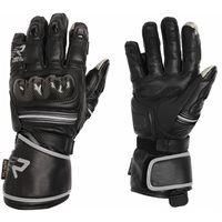 Rukka Imatra Gore-Tex Motorcycle Glove (Black)