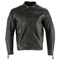 Richa Donington Leather Jacket (Black)