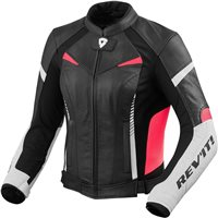 Revit Ladies Jacket Xena 2 (White|Fuchsia)