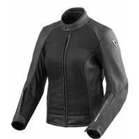 Revit Womens Motorcycle Jacket Ignition 3 (Black)